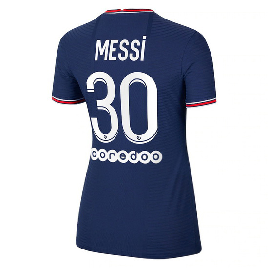 Lionel Messi Women's Away Soccer Jersey 14/15 Barcelona #10