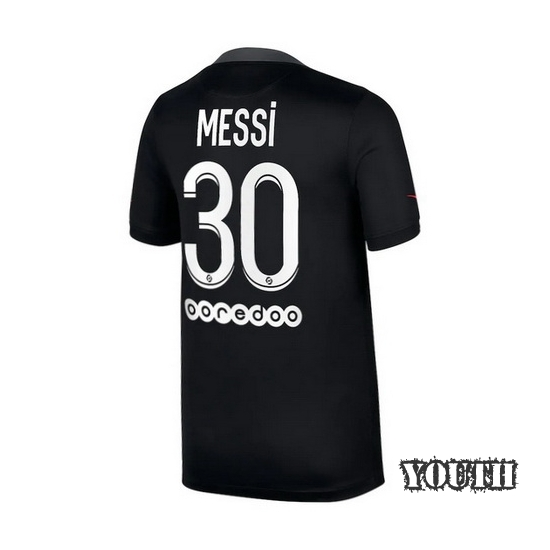 Lionel Messi Youth Home Soccer Jersey 2014 Argentina #10