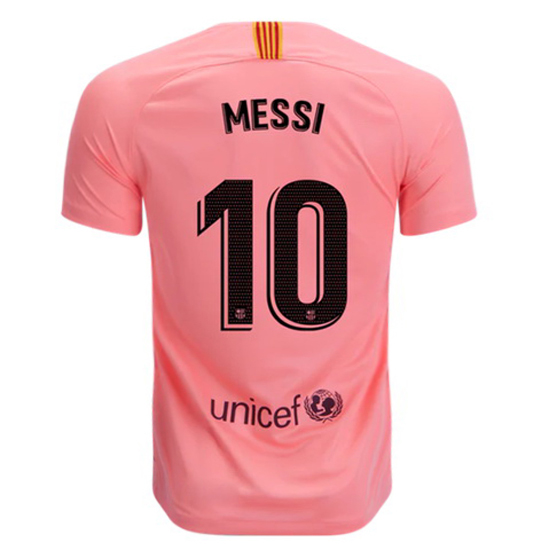 Lionel Messi Third Replica Soccer Jersey 18/19 Barcelona #10