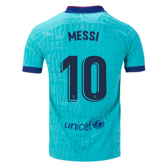 Lionel Messi Third Replica Soccer Jersey 19/20 Barcelona #10